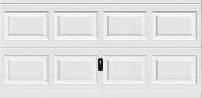 Polystyrene Garage Doors