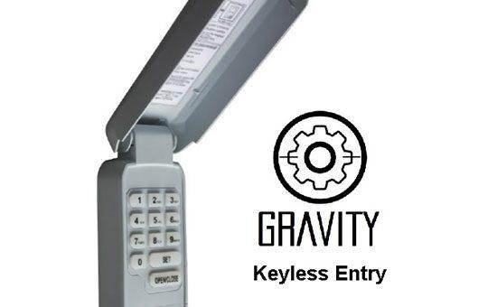 Garage Door Opener Keypad Archives Gravity